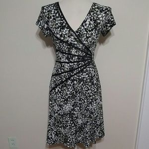 Connected midi dress size 4P